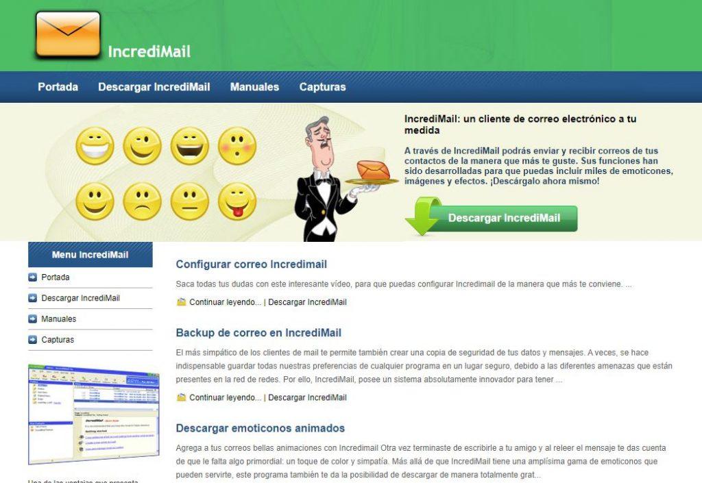 Transferir correos y contactos de IncrediMail a otro PC