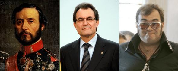 Artur Mas y el Juantixme.