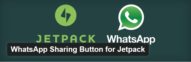 Plugin WordPress Jetpack WhatsApp