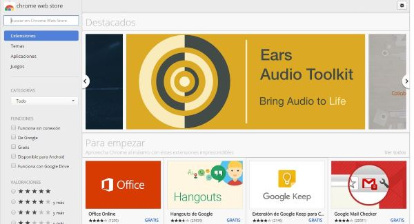 Extensiones SEO para Google Chrome