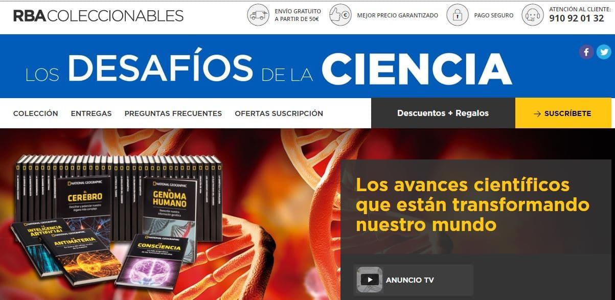Los desafíos de la Ciencia. Coleccionable de RBA