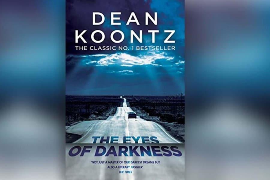 Los ojos de la oscuridad Book Cover