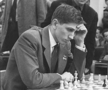 Bobby Fischer. El mejor jugador de ajedrez de la historia